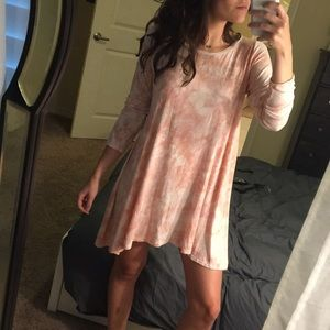 Dresses & Skirts - Tie-dye summer dress ☀️